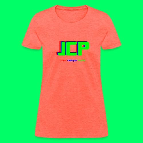 James Christian Plays! Original Set - Women's T-Shirt