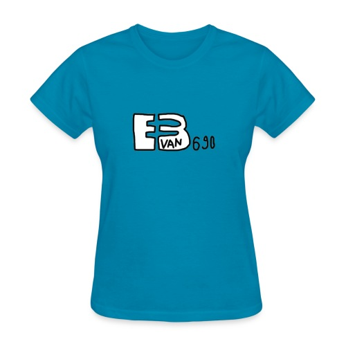 Evan3690 Logo - Women's T-Shirt