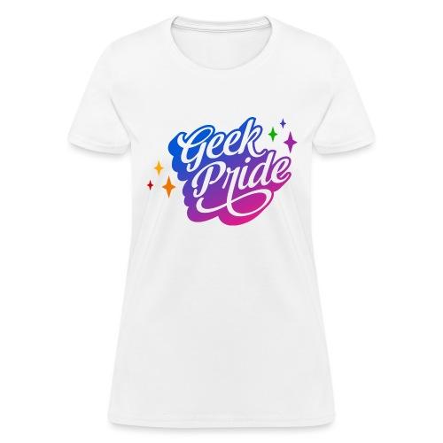 Geek Pride T-Shirt - Women's T-Shirt