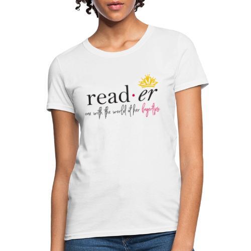 Reader Definition Tee - Women's T-Shirt
