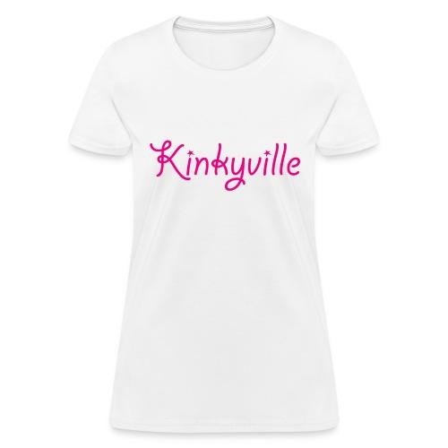 Kinkyville - Women's T-Shirt