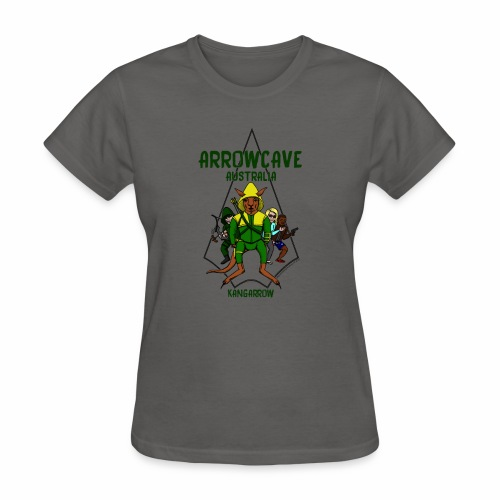 Arrow Cave Logo - Women's T-Shirt
