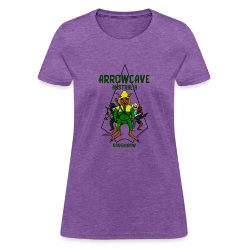 Arrow Cave Logo - Women's T-Shirt