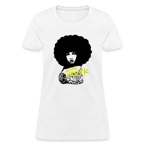 afropunk - Women's T-Shirt