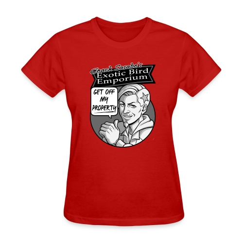 EXOTIC BIRD EMPORIUM - Women's T-Shirt