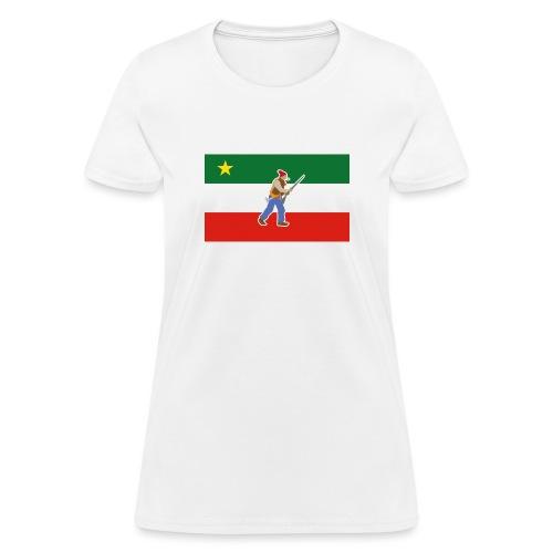 Vest of the Patriots - Women's T-Shirt