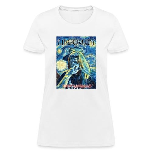 LIL fukwit YO - Women's T-Shirt