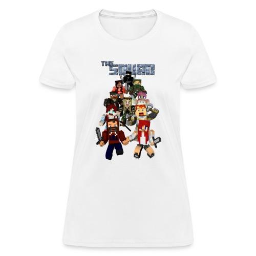 jump squad big - Women's T-Shirt