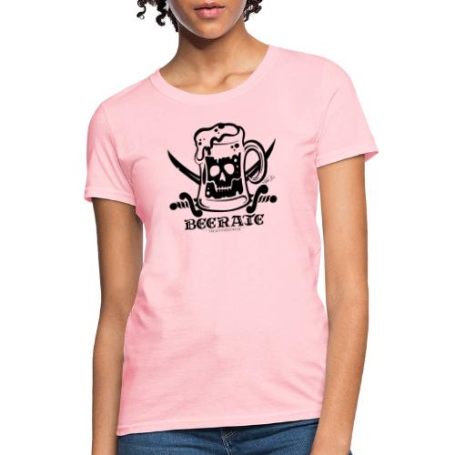 Beerate - black - Women's T-Shirt