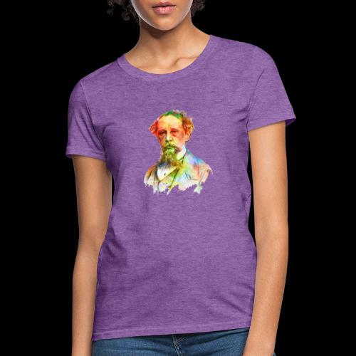 What the Dickens? | Classic Literature Lover - Women's T-Shirt