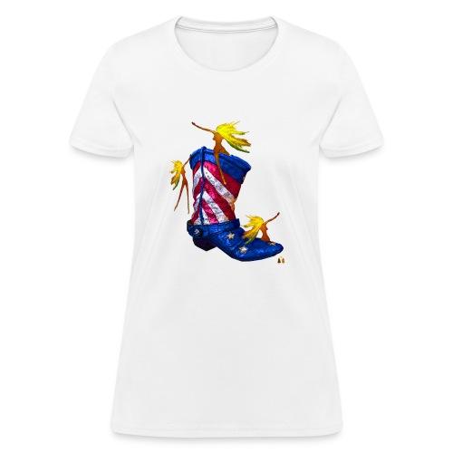 Boot Hoot - Women's T-Shirt