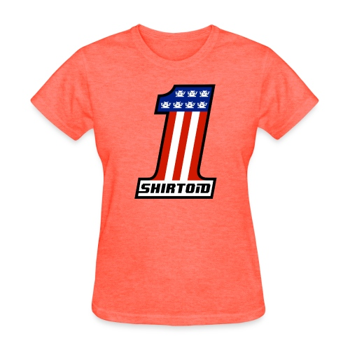Shirtoid One - Women's T-Shirt