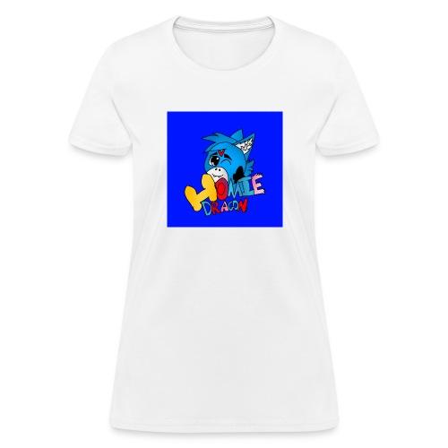 Homie Dragon - Women's T-Shirt
