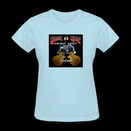 RocknRide Design - Women's T-Shirt