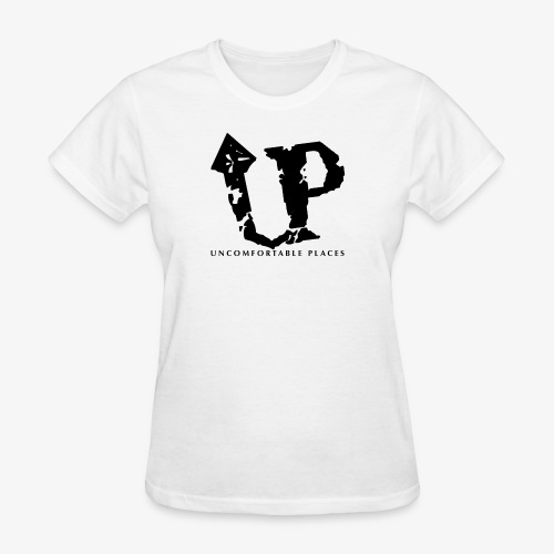 Uncomfortable Places Logo Shirt - Women's T-Shirt