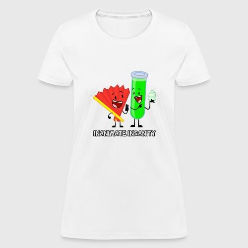 Fan Test Tube Duo - Women's T-Shirt