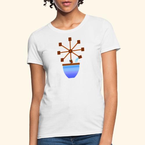 watering cycle - Women's T-Shirt