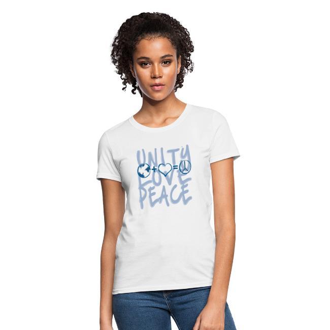Unity Love Peace