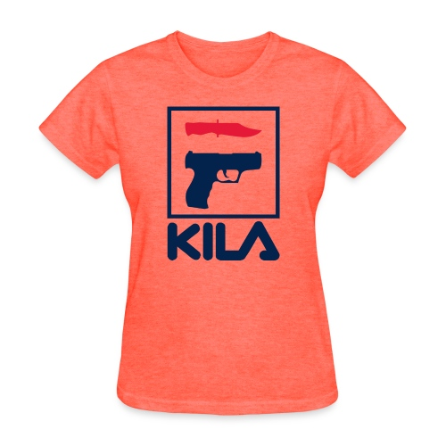 Kila - Women's T-Shirt
