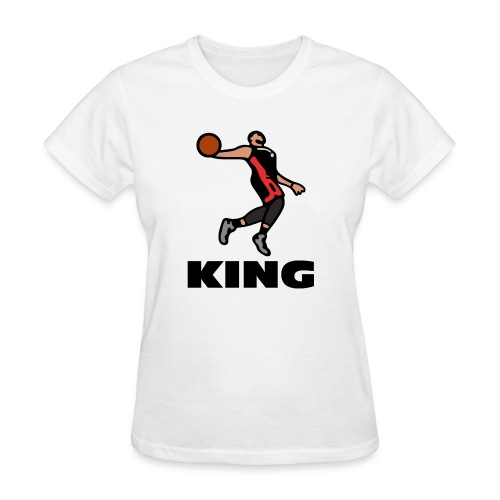 King - Women's T-Shirt