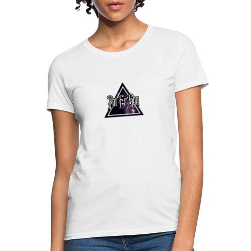 Pat Er'Son logo - Women's T-Shirt