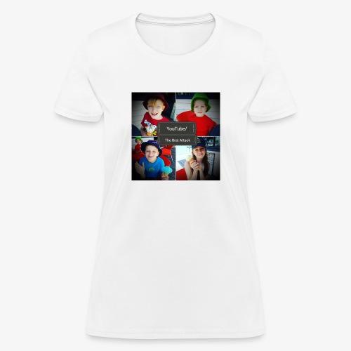 the brat attack 5 - Women's T-Shirt
