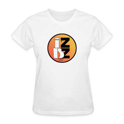 IZBZ Circle Logo - Women's T-Shirt