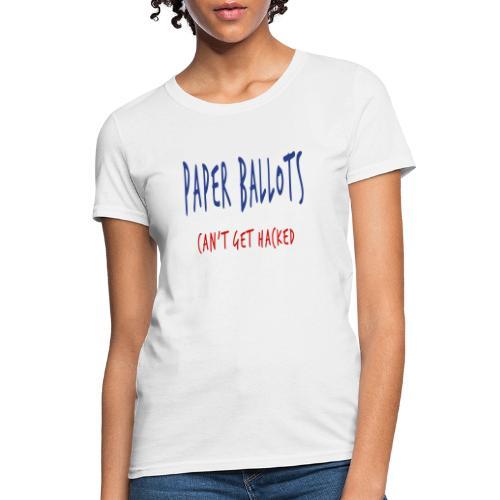 Paper Ballots T-shirts - Women's T-Shirt