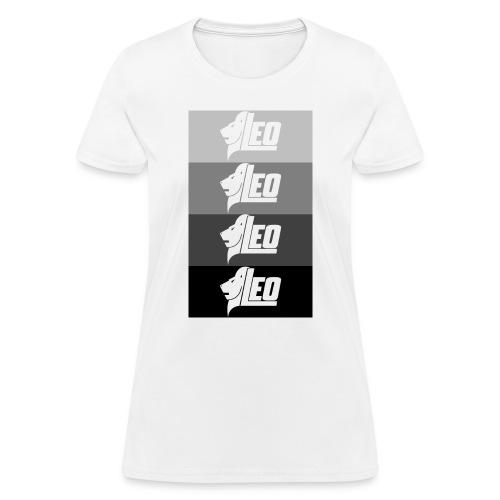 Gradient Leo png - Women's T-Shirt