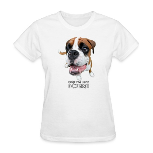 Only the best - boxers - Women's T-Shirt