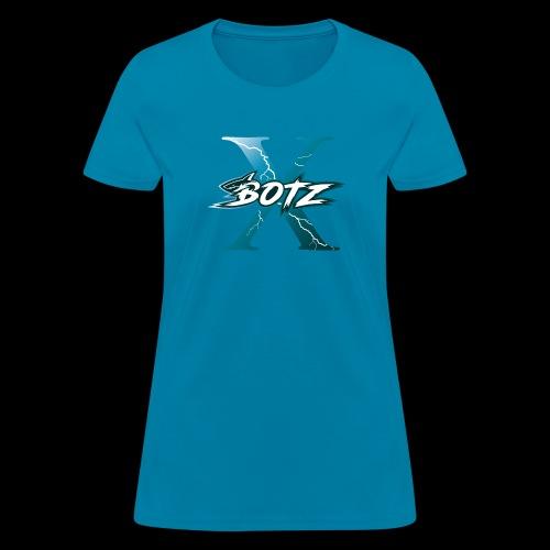 BOTZ X Logo Plain - Women's T-Shirt