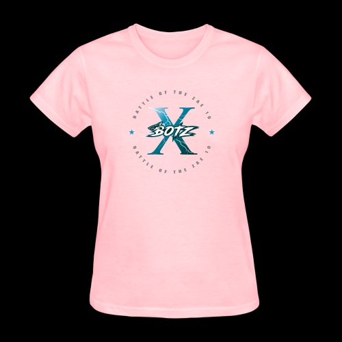 BOTZ X Circle Logo - Women's T-Shirt