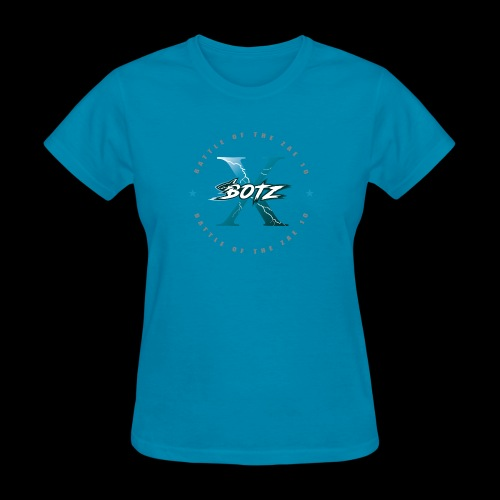 BOTZ X Circle Logo - Women's T-Shirt