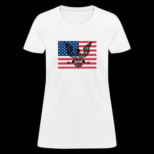 america2 - Women's T-Shirt