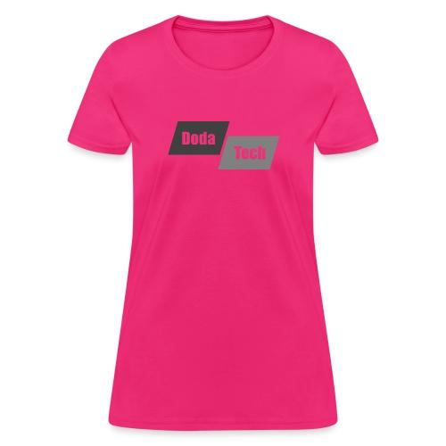 DodaTech Logo - Women's T-Shirt