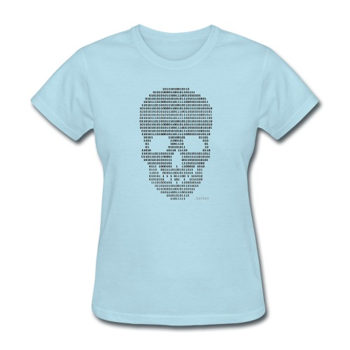Hacker binary - Mens - Women's T-Shirt