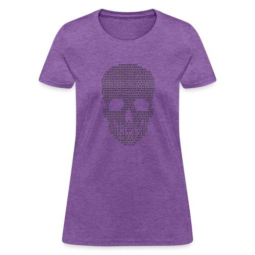 Hacker binary - Mens - Women's T-Shirt