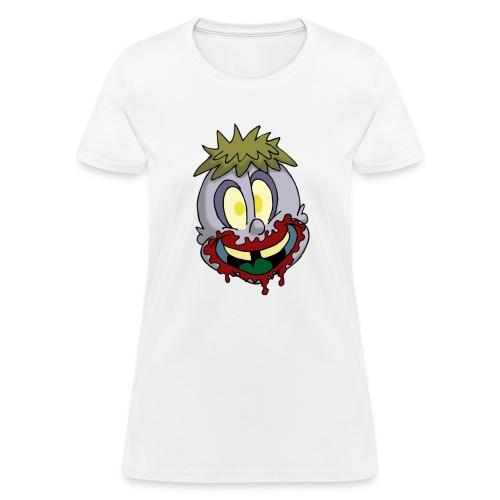 Lil Zomby Head - Women's T-Shirt