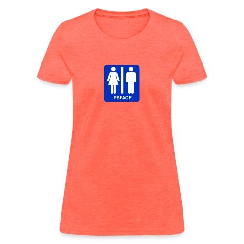 pspace - Women's T-Shirt