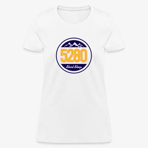 5280 Shirt Shop 15x15 - Women's T-Shirt
