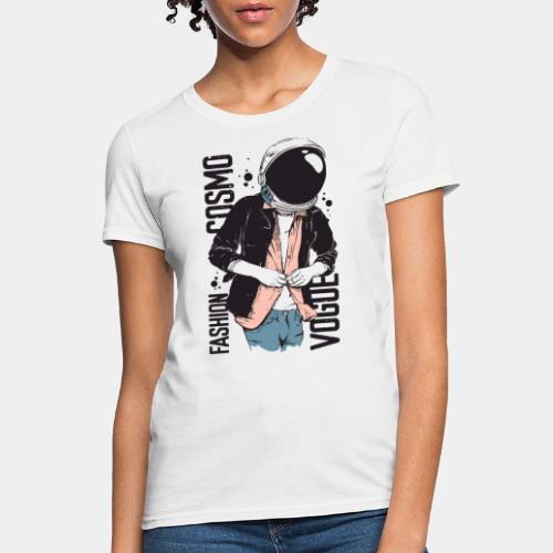 astronaut fashion style trend - Women's T-Shirt