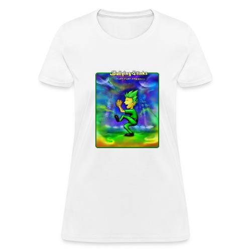 ftf cover shirt1b png - Women's T-Shirt