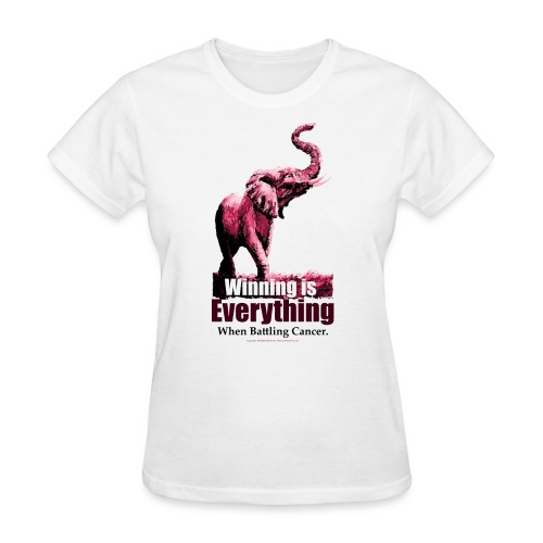 Winning is Everything_Can - Women's T-Shirt