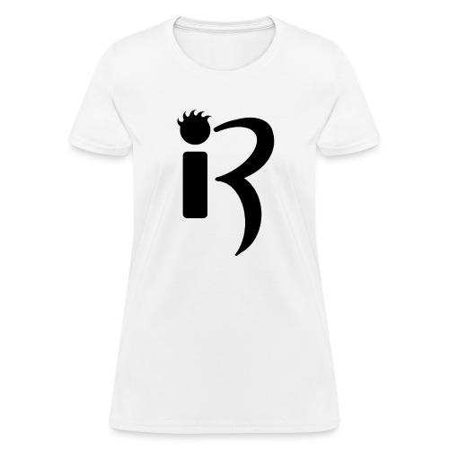 ir logo 2 - Women's T-Shirt