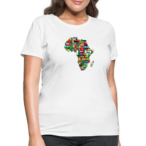 Motherland Africa - Women's T-Shirt