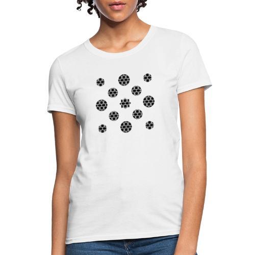 Kansas Dot Spectrum - Women's T-Shirt