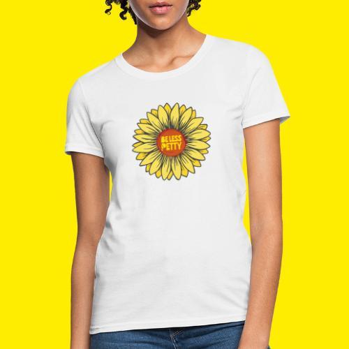 PETTY SUNFLOWER - Women's T-Shirt
