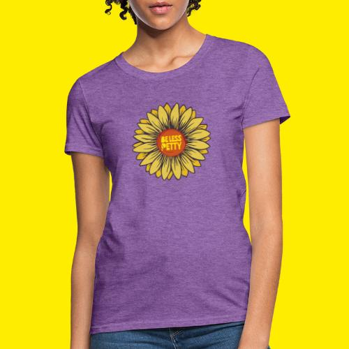 PETTY SUNFLOWER - Women's T-Shirt