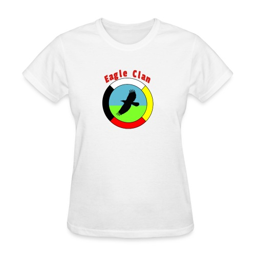 Eagleclan - Women's T-Shirt