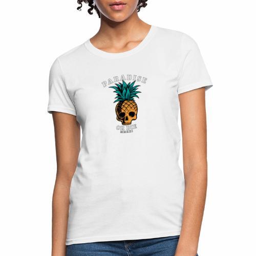 POD Pineapple - Women's T-Shirt